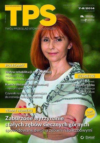 TPS - Twój Przegląd Stomatologiczny wydanie nr 7/2014