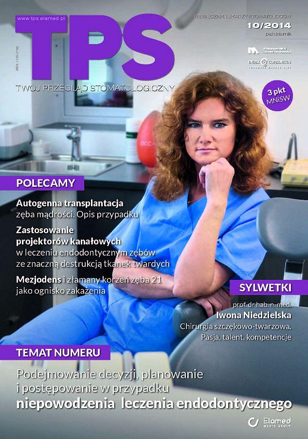 TPS - Twój Przegląd Stomatologiczny wydanie nr 10/2014