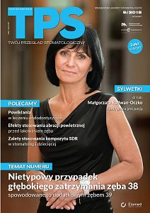 TPS - Twój Przegląd Stomatologiczny wydanie nr 9/2015