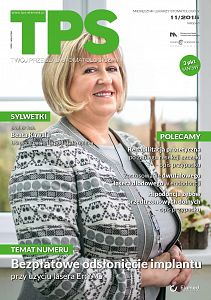 TPS - Twój Przegląd Stomatologiczny wydanie nr 11/2015