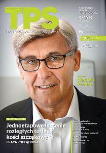 TPS - Twój Przegląd Stomatologiczny wydanie nr 9/2019