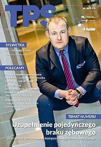TPS - Twój Przegląd Stomatologiczny wydanie nr 4/2013