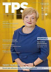 TPS - Twój Przegląd Stomatologiczny wydanie nr 7-8/2012