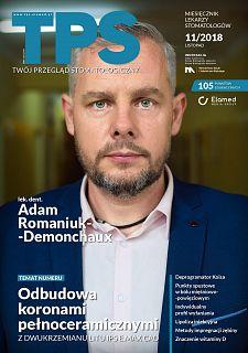 TPS - Twój Przegląd Stomatologiczny wydanie nr 11/2018