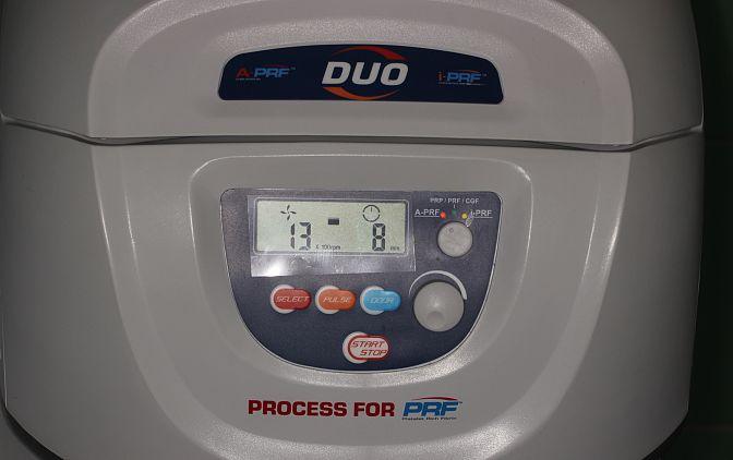 Fot. 1. Wirówka Process for PRF Duo