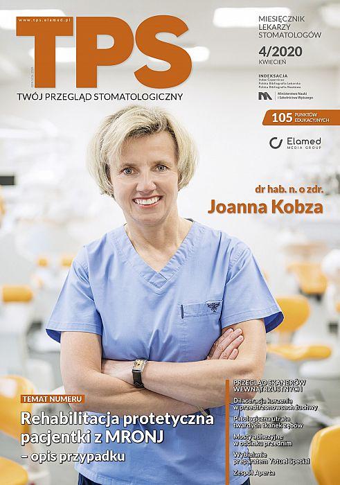 TPS - Twój Przegląd Stomatologiczny wydanie nr 4/2020