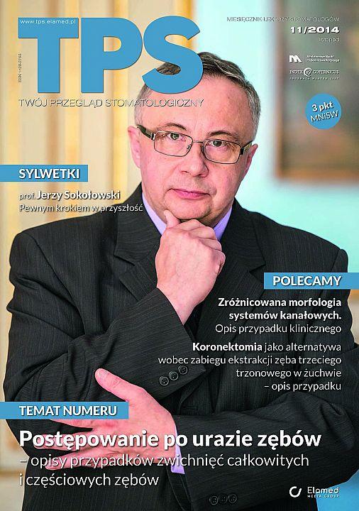 TPS - Twój Przegląd Stomatologiczny wydanie nr 11/2014