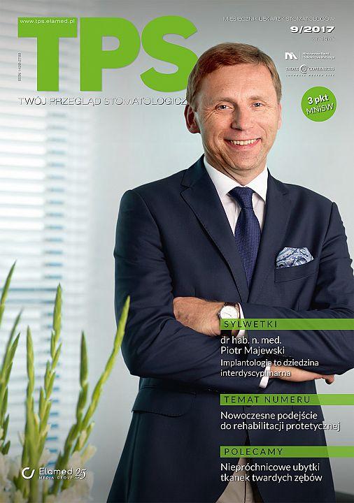 TPS - Twój Przegląd Stomatologiczny wydanie nr 9/2017