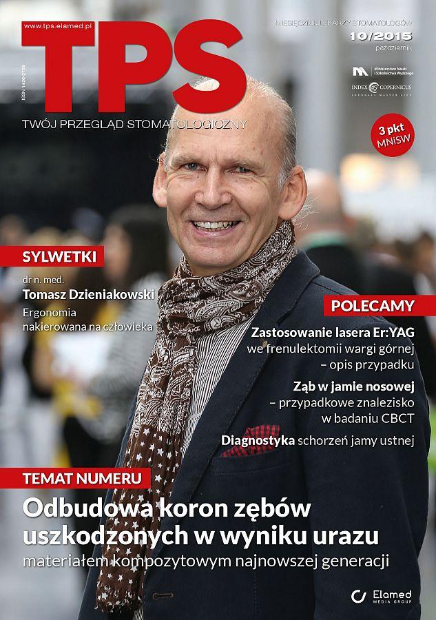 TPS - Twój Przegląd Stomatologiczny wydanie nr 10/2015