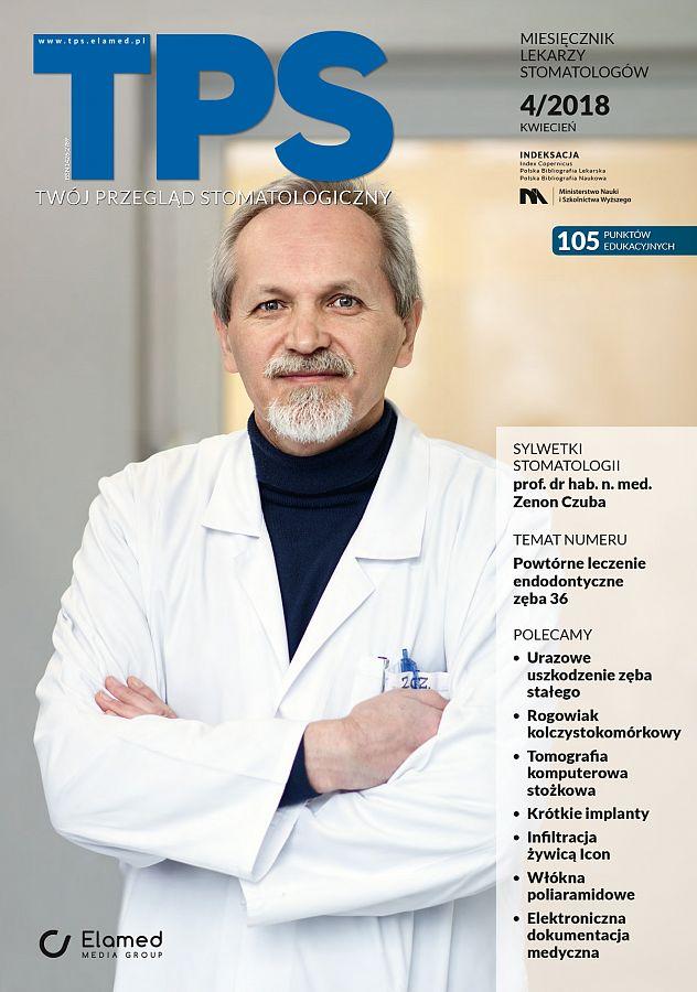 TPS - Twój Przegląd Stomatologiczny wydanie nr 4/2018