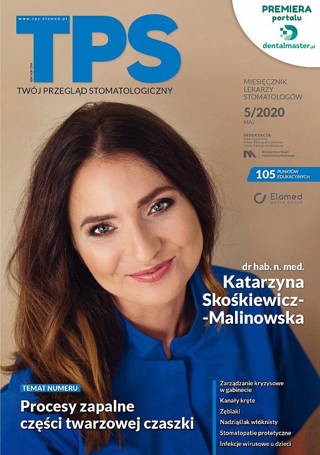 TPS - Twój Przegląd Stomatologiczny wydanie nr 5/2020